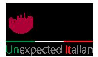 Unexpected Italian – Esporta il tuo vino nel Mondo Logo